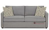 Savvy Portland Queen Sleeper Sofa in Brookside ...