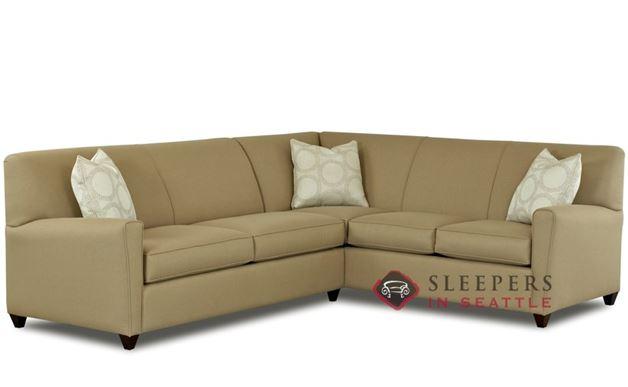 Savvy St. Louis True Sectional Sleeper