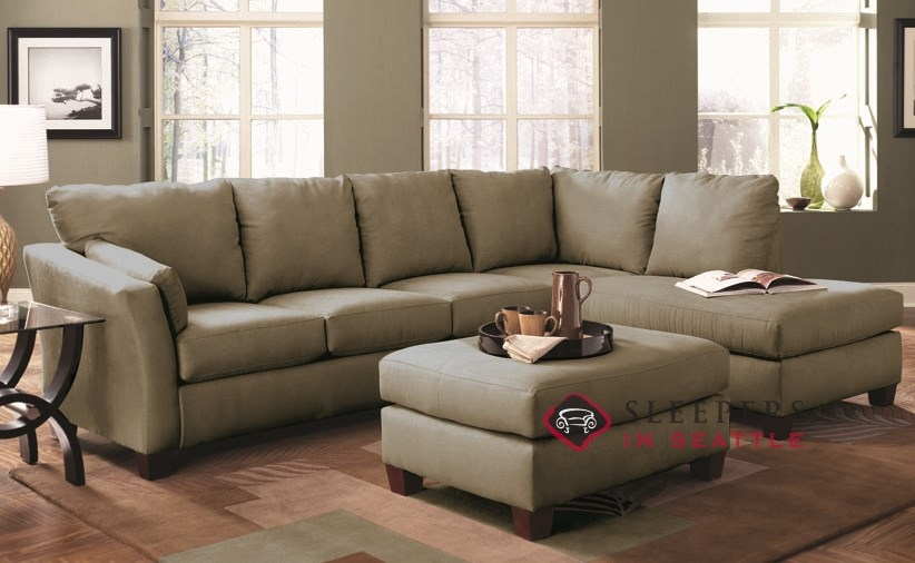 customize and personalize sienna chaise sectional fabric sofa by savvy