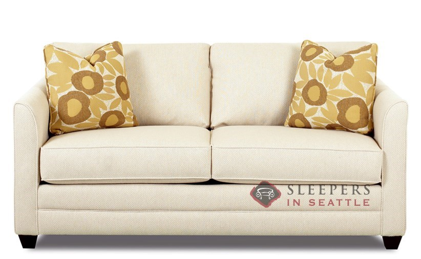 Customize And Personalize Valencia Full Fabric Sofa By