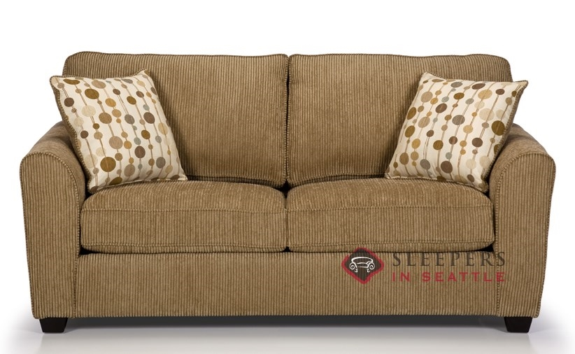 Customize and Personalize 643 Full Fabric Sofa by Stanton Full