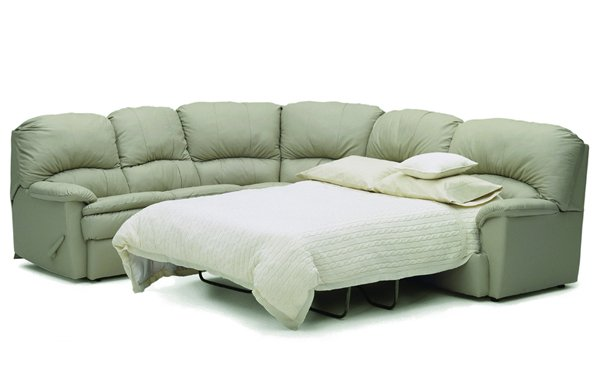 Aria Reclining True Sectional Sleeper Sofa