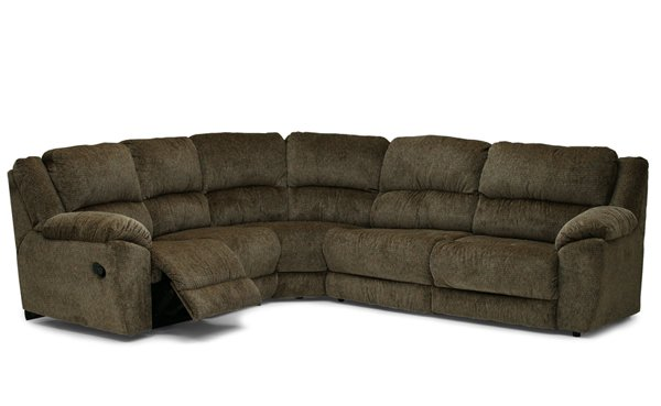 Benson Reclining True Sectional Sleeper Sofa  sc 1 st  Sleepers In Seattle : sectional bed - Sectionals, Sofas & Couches