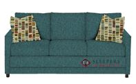 The Stanton 200 Sleeper Sofa in Notion Hypnotic (Queen)