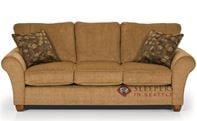 The Stanton 320 Queen Sleeper Sofa with Gel Memory Foam Mattress