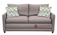 The Stanton 200 Sleeper Sofa in Jitterbug Linen (Full)