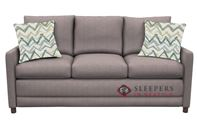 The Stanton 200 Queen Sleeper Sofa in Jitterbug Linen