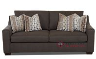 Savvy Alexandria Sofa with Optional Nailheads