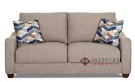 Savvy Toronto Queen Comfy Sleeper Sofa