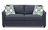 Savvy Valencia Full Sleeper Sofa in Fandango Indigo
