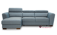 Luonto Caliber Chaise Sectional Full Sleeper Sofa