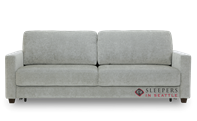 Luonto Hampton King Sleeper Sofa in Rodeo 104