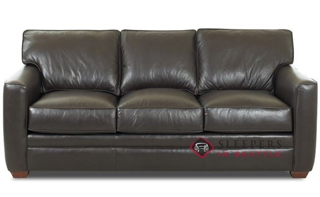 Savvy Bel-Air Leather Sleeper (Queen)