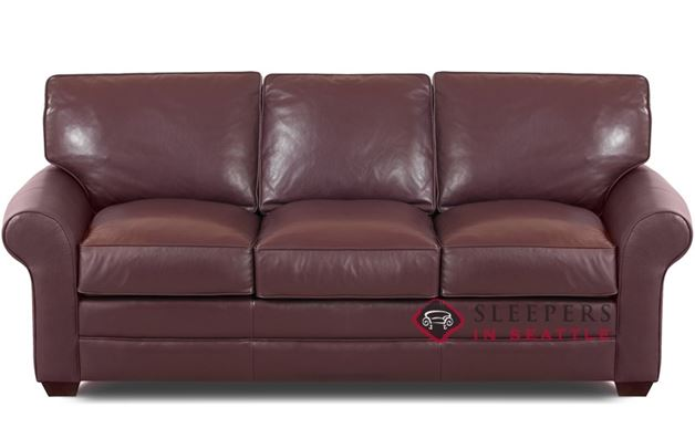 Savvy Montreal Leather Sofa