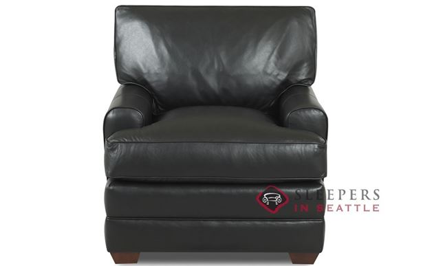 Savvy Halifax Leather Chair