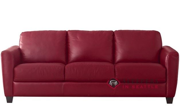 Customize And Personalize Liro B592 Queen Leather Sofa