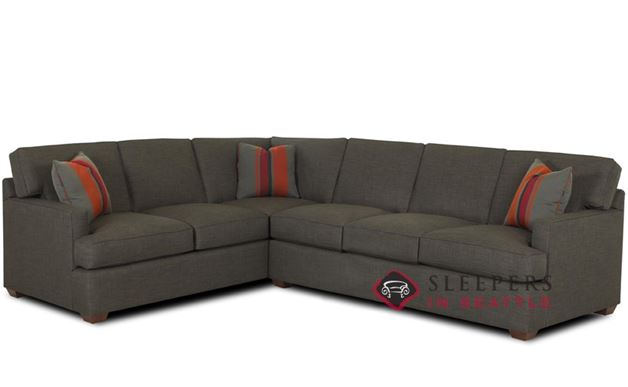 Savvy Lincoln True Sectional Sleeper (Queen)