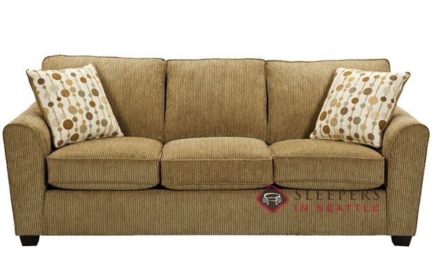 Stanton 643 Sofa in Windfall Putty