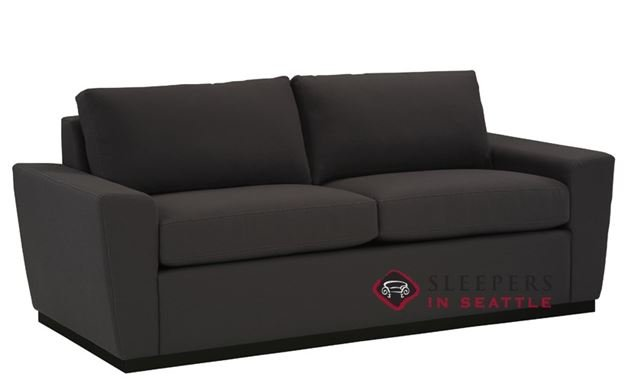 Lazar Geo 2-Cushion Condo Sleeper (Queen)