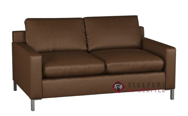 Soho II Leather Sleeper (Full)