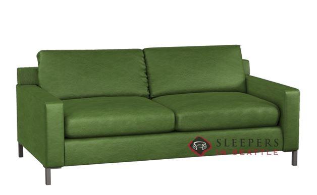 Lazar Industries Soho II Leather 2-Cushion Sofa
