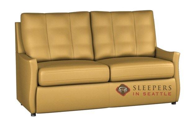 Palliser Ryan Leather Sleeper (Full)