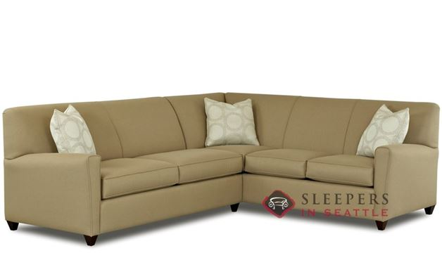 Savvy St. Louis True Sectional Sleeper