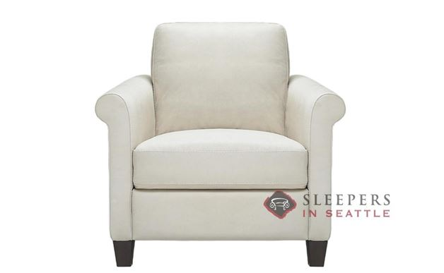 Natuzzi B580 Leather Chair