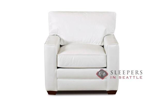 Savvy Palo Alto Leather Chair