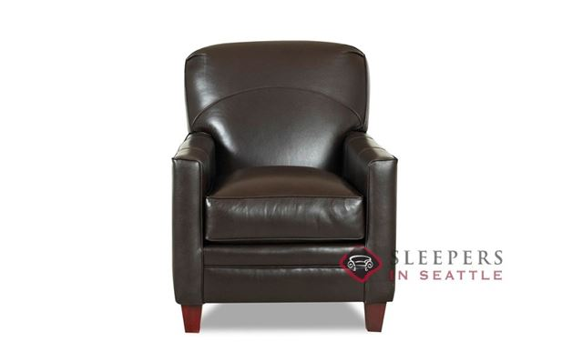 Savvy Palo Alto Leather Recliner