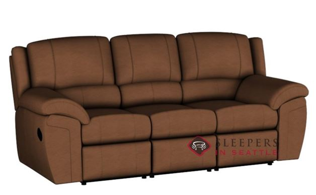 Palliser Daley Dual Reclining Leather Sofa