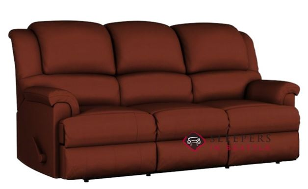 Palliser Harlow Dual Reclining Leather Sofa