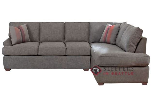 Savvy Gold Coast Chaise Sectional Sleeper