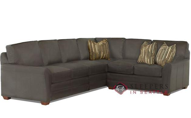 Savvy Gold Coast True Sectional Sofa