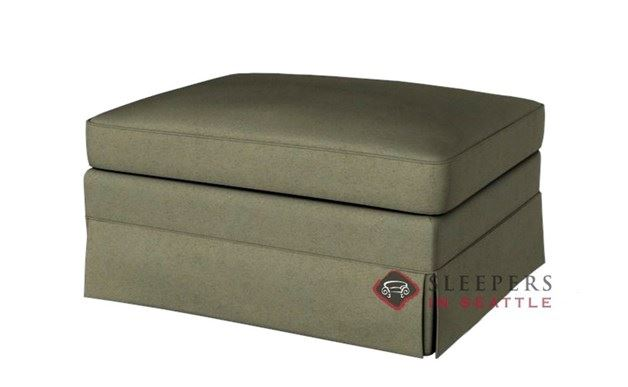 Savvy New Haven Storage Ottoman