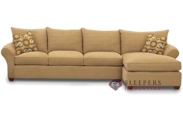 Savvy Flagstaff Chaise Sectional Sleeper