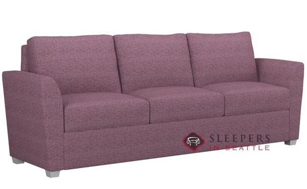 Lazar Industries Cameron King Paragon Sleeper Sofa with Optional Power  Mechanism