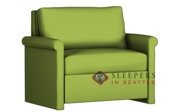Lazar Industries Darby Paragon Leather Sleeper (Chair)