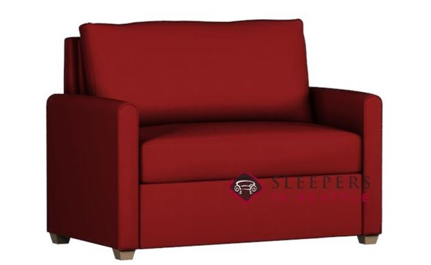 Lazar Industries Somerset Paragon Leather Sleeper (Twin)