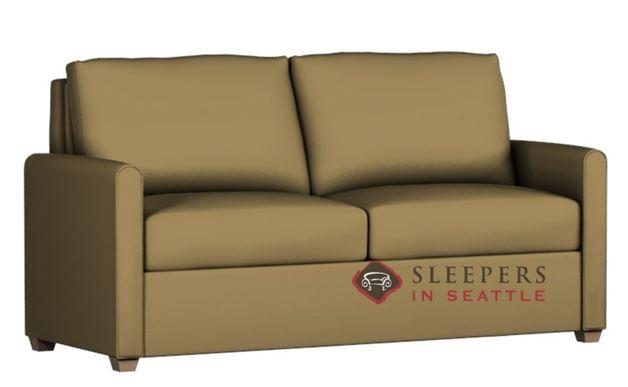 Lazar Industries Somerset Paragon Leather Sleeper (Queen)