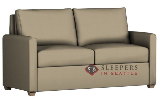 Lazar Industries Somerset Paragon Leather Sleeper (Full)