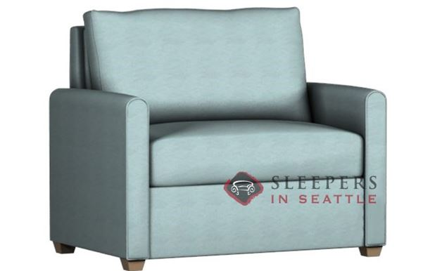 Lazar Industries Somerset Paragon Leather Sleeper (Chair)