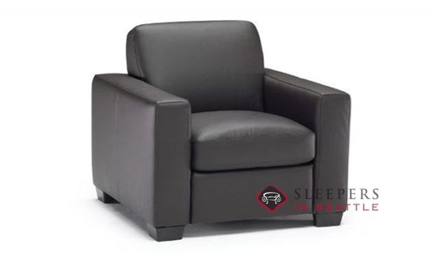 Natuzzi B534 Leather Chair