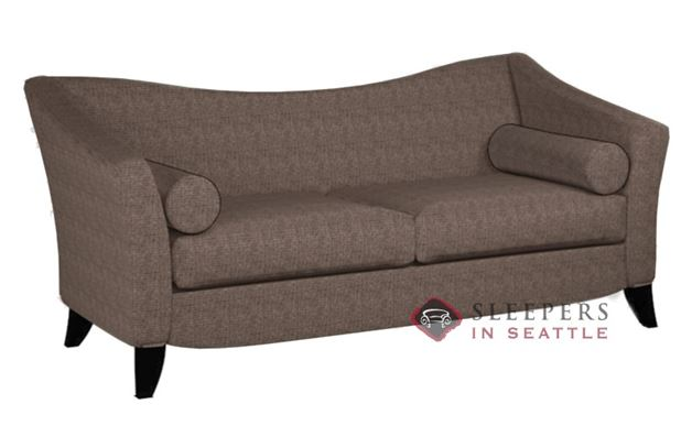 Lazar Industries Prague II Sofa in Cassius Mushroom