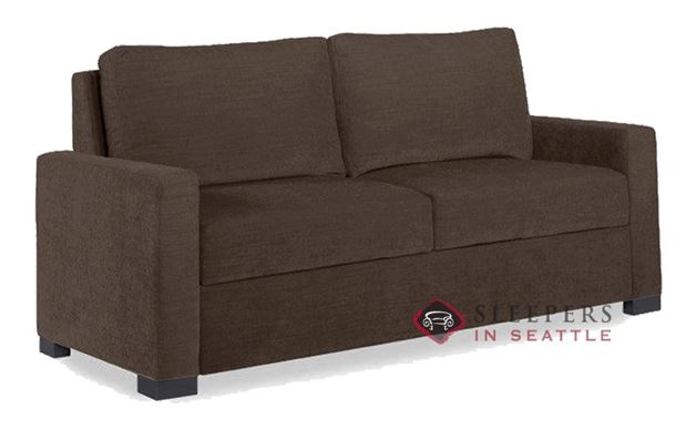 Lazar Industries Pelham Paragon Sleeper in Insight Chocolate (Queen)