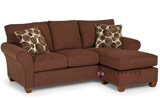 Stanton 320 Chaise Sectional Queen Sleeper Sofa