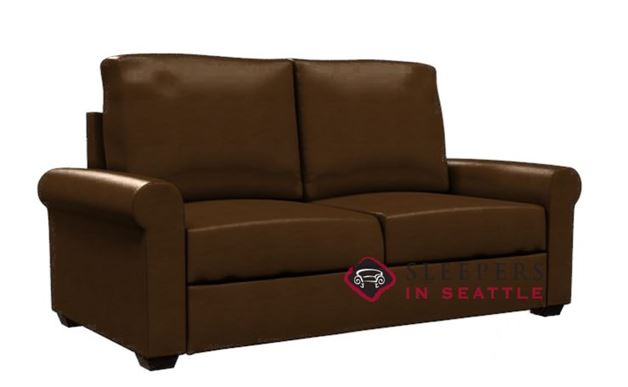 Lazar Industries Endicott Paragon Leather Sleeper (Full)