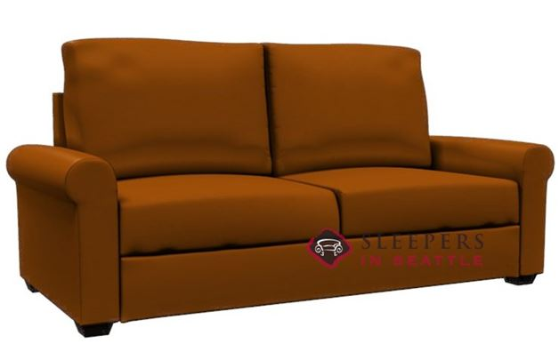 Lazar Industries Endicott Paragon Leather Sleeper (Queen)