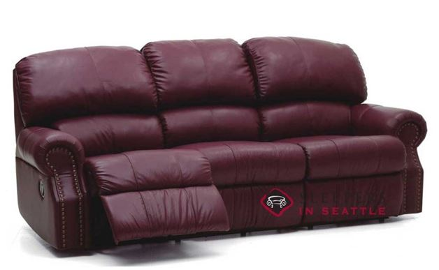 Palliser Charleston Dual Reclining Leather Sofa