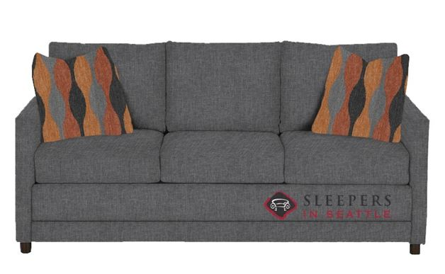 Stanton 200 Sleeper in Jitterbug Gray (Queen)